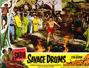 SAVAGE DRUMS
